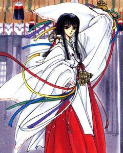 Rating: Safe Score: 4 Tags: clamp kishuu_arashi miko x User: Share