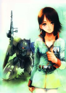 Rating: Safe Score: 13 Tags: asuna_elmarit ecole_du_ciel gundam mikimoto_haruhiko screening User: HMX999