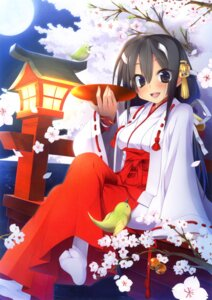 Rating: Safe Score: 17 Tags: kamitsurugi_ouka miko User: Bulzeeb