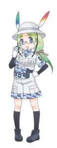 Rating: Safe Score: 2 Tags: kemono_friends megane mirai_(kemono_friends) uniform yoshizaki_mine User: saemonnokami