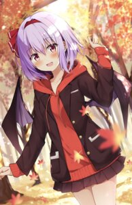 Rating: Safe Score: 38 Tags: hyurasan remilia_scarlet touhou wings User: hiroimo2