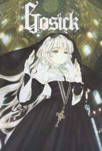Rating: Safe Score: 11 Tags: gosick nun takeda_hinata victorica_de_broix User: Radioactive
