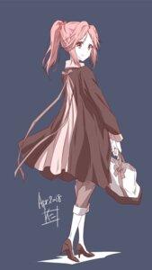 Rating: Safe Score: 35 Tags: dress heels nii_manabu User: saemonnokami