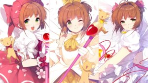 Rating: Safe Score: 50 Tags: caidychen card_captor_sakura dress kerberos kinomoto_sakura wallpaper weapon User: charunetra