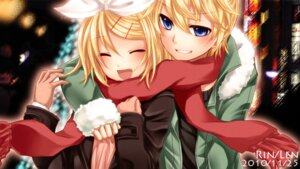 Rating: Safe Score: 17 Tags: kagamine_len kagamine_rin vocaloid yayoi User: Amperrior