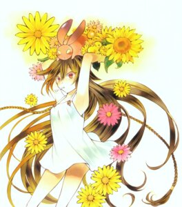 Rating: Safe Score: 14 Tags: alice_(pandora_hearts) dress mochizuki_jun pandora_hearts summer_dress User: hirotn