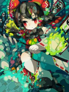 Rating: Safe Score: 11 Tags: hakurei_reimu tadano_shiroko touhou User: Metalic