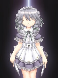 Rating: Safe Score: 7 Tags: izayoi_sakuya kakkou lolita_fashion maid touhou User: petopeto