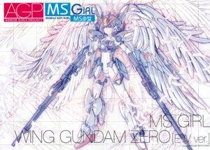 Rating: Safe Score: 11 Tags: crease gundam gundam_wing katoki_hajime mecha mecha_musume User: Rid