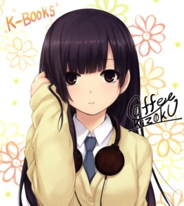 Rating: Safe Score: 75 Tags: autographed coffee-kizoku k-books seifuku User: WtfCakes