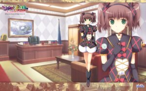 Rating: Safe Score: 13 Tags: escu:de hanataka_retomo mitra otome_renshin_prister wallpaper User: Drich007