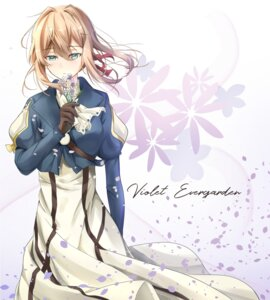 Rating: Safe Score: 21 Tags: dress tagme violet_evergarden violet_evergarden_(character) User: Spidey