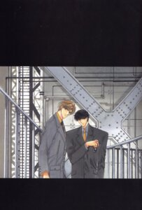 Rating: Safe Score: 3 Tags: clamp kigai_yuuto male sakurazuka_seishirou x User: hyde333
