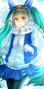 Rating: Safe Score: 13 Tags: hatsune_miku pantyhose tagme vocaloid yuki_miku User: charunetra