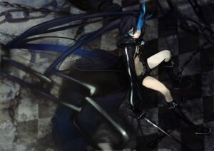 Rating: Safe Score: 38 Tags: black_rock_shooter black_rock_shooter_(character) shirabi vocaloid User: amonrei