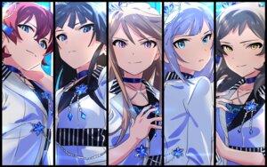 Rating: Safe Score: 23 Tags: julia_(idolm@ster) kitazawa_shiho mogami_shizuka shiraishi_tsumugi tadokoro_megumi the_idolm@ster the_idolm@ster_million_live! yomosaka User: saemonnokami