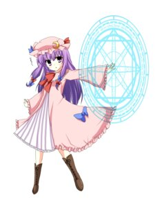 Rating: Safe Score: 5 Tags: emyu patchouli_knowledge touhou User: charunetra