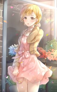 Rating: Safe Score: 35 Tags: cuna_(qunya) dress fukuda_noriko the_idolm@ster the_idolm@ster_million_live! User: Mr_GT