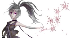 Rating: Safe Score: 10 Tags: bandages ruri_tateha vocaloid yowane_haku User: mash
