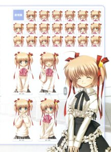Rating: Safe Score: 1 Tags: character_design expression hinoue_itaru kamikita_komari key little_busters! lolita_fashion seifuku User: admin2