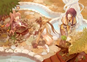 Rating: Questionable Score: 18 Tags: mage merchant morii_shizuki nopan poring ragnarok_online thief User: Radioactive