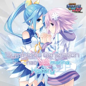 Rating: Safe Score: 50 Tags: choujigen_game_neptune disc_cover hatsumi_sega neptune thighhighs tsunako User: blooregardo