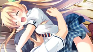Rating: Safe Score: 64 Tags: amakoi_syrups game_cg lawes_anastesia mint_cube seifuku suimya User: Checkmate