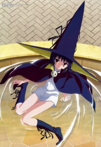 Rating: Safe Score: 35 Tags: hasegawa_shinya majimoji_rurumo rurumo_maji_mojiruka witch User: drop
