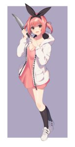 Rating: Safe Score: 15 Tags: cleavage dress jeongjae_(jj) tagme weapon User: Dreista