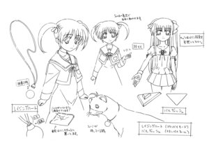 Rating: Questionable Score: 1 Tags: mahou_shoujo_lyrical_nanoha monochrome tagme User: Radioactive