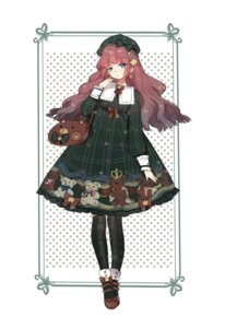 Rating: Safe Score: 17 Tags: dress lolita_fashion taoi thighhighs User: animeprincess