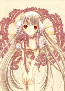 Rating: Safe Score: 16 Tags: chii chobits clamp dress lolita_fashion pantsu User: Share
