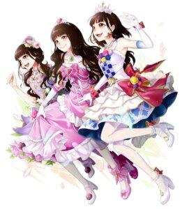 Rating: Safe Score: 19 Tags: aikatsu! aikatsu_stars! dress heels kitano_tomotoshi pantyhose User: Mr_GT