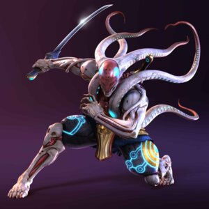 Rating: Safe Score: 8 Tags: armor male soul_calibur sword tekken weapon yoshimitsu User: Yokaiou