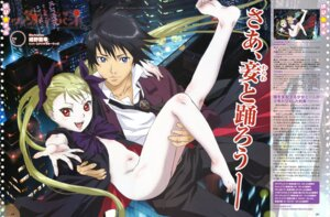 Rating: Questionable Score: 21 Tags: akira_kaburagi_regendorf dance_in_the_vampire_bund feet konno_naoyuki loli mina_tepes naked_cape nopan seifuku User: videokilled