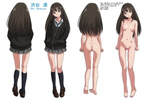 Rating: Explicit Score: 79 Tags: ass feet lovezawa naked nipples pubic_hair pussy seifuku shibuya_rin the_idolm@ster the_idolm@ster_cinderella_girls User: Mr_GT