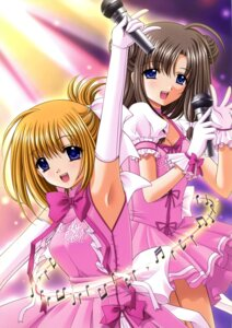 Rating: Safe Score: 24 Tags: lovely_idol nishimata_aoi User: fireattack