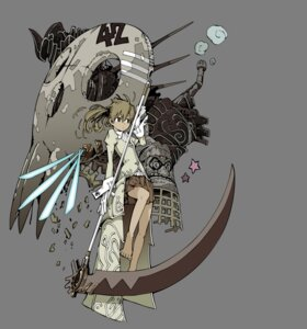 Rating: Safe Score: 30 Tags: maka_albarn soul_eater transparent_png vector_trace User: gohanrice