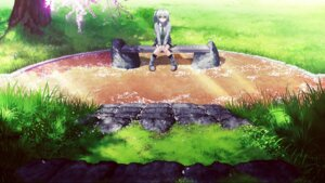 Rating: Safe Score: 19 Tags: landscape rask seifuku tagme User: moonian