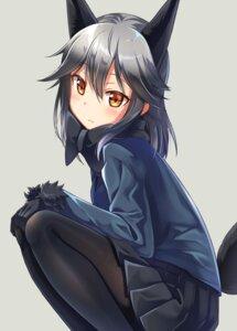 Rating: Safe Score: 31 Tags: animal_ears gurande kemono_friends kitsune pantyhose silver_fox tagme tail User: fairyren
