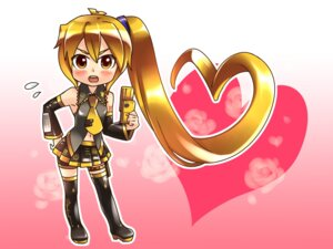 Rating: Safe Score: 9 Tags: akita_neru caffein vocaloid wallpaper User: charunetra