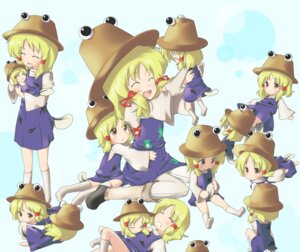 Rating: Safe Score: 7 Tags: moriya_suwako sugu_maigo_ninaru_umumu touhou User: Radioactive