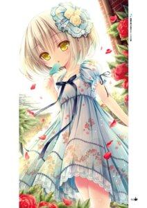 Rating: Questionable Score: 27 Tags: dress kaneshiro_sora tagme tenshi_no_three_piece! tinkle User: kiyoe