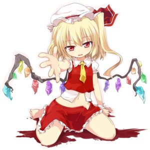 Rating: Safe Score: 26 Tags: flandre_scarlet mamo_williams touhou User: Mr_GT