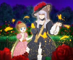 Rating: Safe Score: 8 Tags: beatrice dress lila_(artist) lolita_fashion umineko_no_naku_koro_ni virgilia User: Radioactive