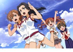 Rating: Safe Score: 14 Tags: breast_hold gym_uniform kongou_mitsuko misaka_mikoto sano_haruka seifuku shirai_kuroko sweater tagme to_aru_kagaku_no_railgun to_aru_kagaku_no_railgun_t to_aru_majutsu_no_index uiharu_kazari User: drop