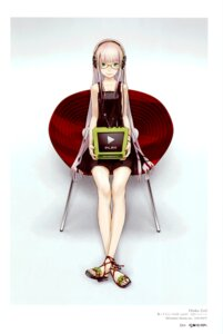 Rating: Safe Score: 38 Tags: color_issue headphones megane redjuice User: Radioactive