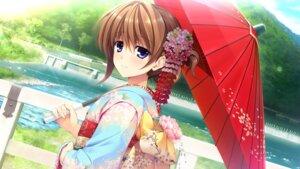 Rating: Safe Score: 67 Tags: asami_asami game_cg hayase_chitose hibiki_works kimono pretty_x_cation_2 umbrella User: donicila