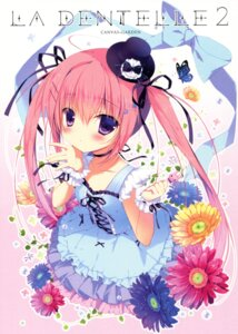 Rating: Safe Score: 55 Tags: canvas+garden dress lolita_fashion miyasaka_miyu niwasaka_rira User: fireattack