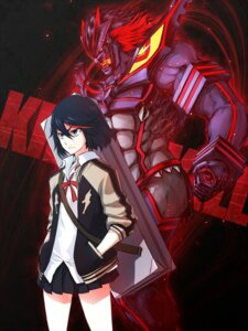 Rating: Safe Score: 20 Tags: kill_la_kill matoi_ryuuko misawa_kei seifuku senketsu User: vkun